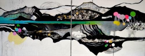 Ellen Dieter - Paintings and Art