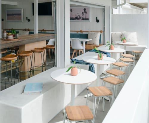 Serve on 2nd, Restaurants, Interior Design