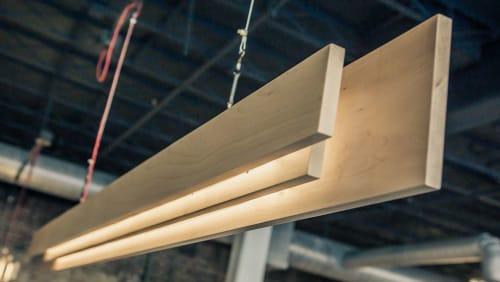 Linear Lights   Pendants by Southern Lights Electric   Fenwick's 300 in Nashville