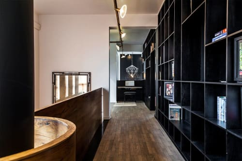 Interior Design by Architecture Discipline seen at The IVY, Gurugram - The IVY