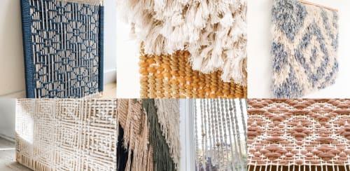 Minttu Fibre Arts - Wall Hangings and Macrame Wall Hanging