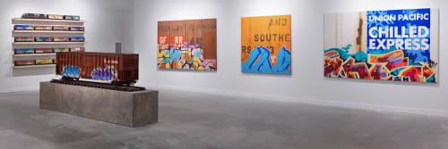 Tim Conlon - Sculptures and Paintings