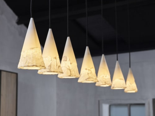Coup-de-foudre by Arickx-Vermandere - Lighting Design and Interior Design