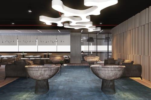 Interior Design by Latitude Design Sdn Bhd seen at KL Eco City, Kuala Lumpur - KL Eco City_Modern Contemporary Office Design