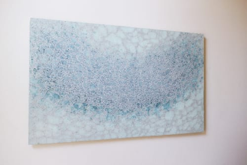 Wall Hangings by Chieko Shimizu Fujioka seen at Private Residence, San Francisco - Big Sur