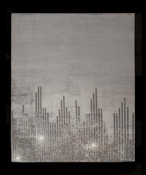 Rugs by Sahrai Milano seen at Milan, Milan - Sparkles Collection - Shinebright