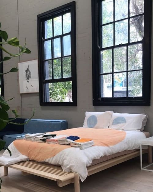 Linens & Bedding by The Vallentine Project seen at Koskela, Rosebery - Bed Linen