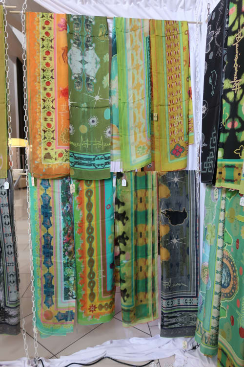 Art & Wall Decor by BRUCE SAMIA art&design at Palm Springs Art Museum, Palm Springs - THE ART OF SHOPPING  benefit for the PALM SPRINGS ART MUSEUM