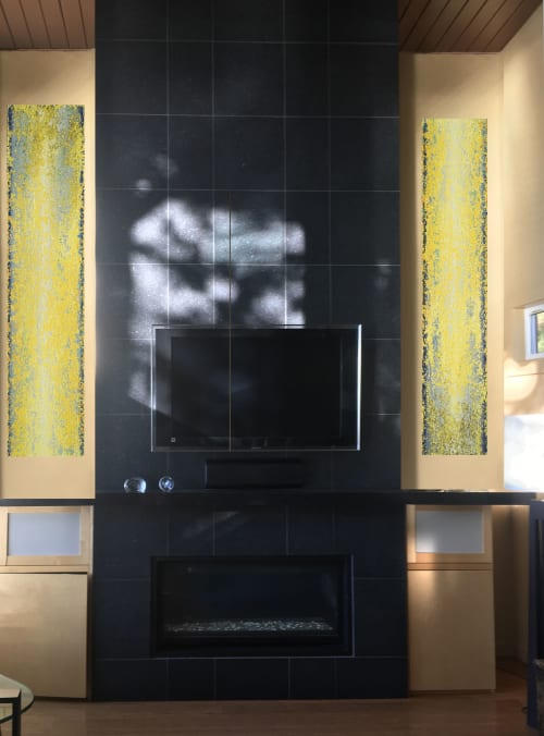 Architecture by Heidi Thompson Canadian Artist seen at Private Residence, Vernon - Private Home