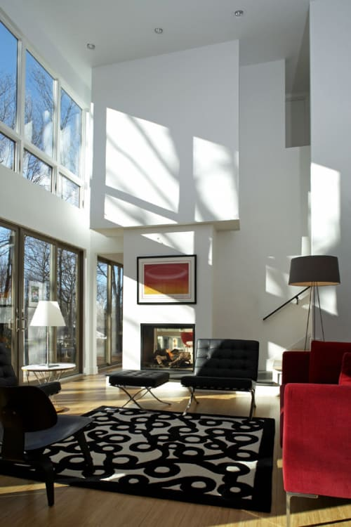 Interior Design by Ruhl Studio Architects at Private Residence, Southborough - Architectural Design