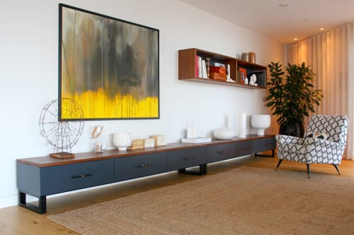 Furniture by Treeslounge seen at Private Residence, London - Interior Furniture