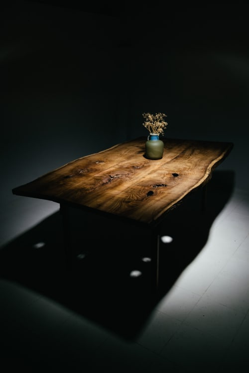 Tables by ApeWood seen at Private Residence, Lisbon - Severus