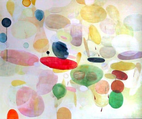 Art Curation by Victoria Johnson seen at Watertown Hotel - A Staypineapple Hotel, Seattle - Degen and Degen