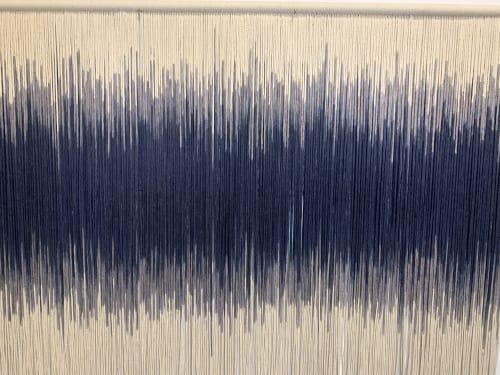 Jay Durán @ J. Durán Art + Home - Macrame Wall Hanging and Art