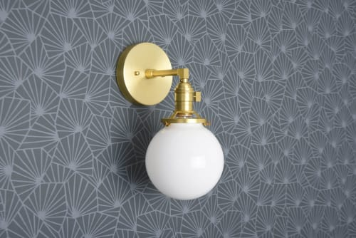 "Telluride - 6"" Globe | Sconces by Illuminate Vintage"