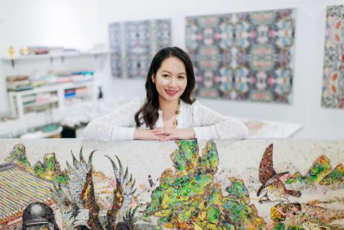 Ye Hongxing - Art and Paintings