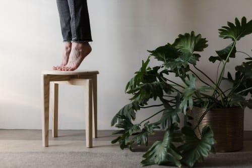 Chairs by Lahoma seen at San Francisco, San Francisco - The Stool