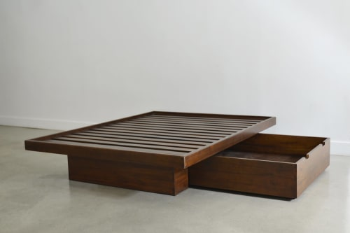 Beds & Accessories by From the Source - Elate Platform Bed