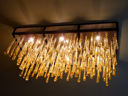 Julie Conway (Illuminata Art Glass Design LLC) - Lighting and Lighting Design