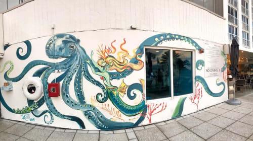 CoLette RueLette - Murals and Art