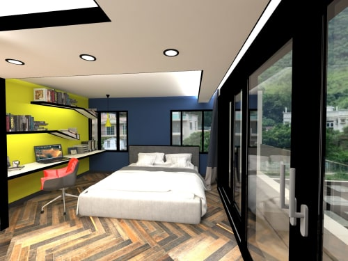 Interior Design by 2plus4 interior design ltd seen at Private Residence - Villa house