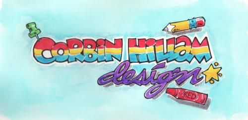Corbin Hillam Design - Murals and Art