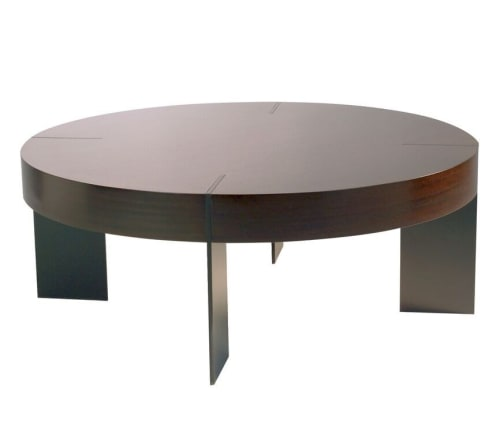 Tables by Antoine Proulx, LLC at The Charles Hotel, Cambridge - CT-91 Coffee Table and ET-93 End Table