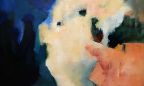 Paintings by Cecilia Arrospide at Private Residence, Miraflores, Comas, Comas - SOL Y SOMBRA