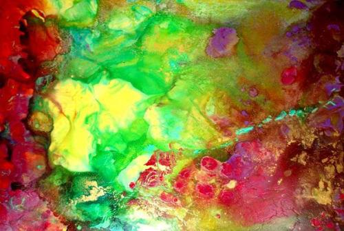 Secret Garden | Paintings by Marina May Raike