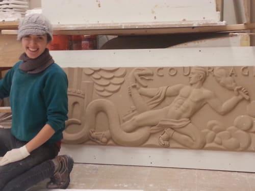 Emily Bedard - Sculptures and Public Sculptures