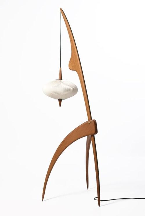 the Praying Mantis / 14.950 | Lamps by Rispal