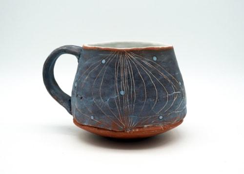 Cups by Elaine Buss seen at KC Studio, Kansas City - Roundy Bottom Mug