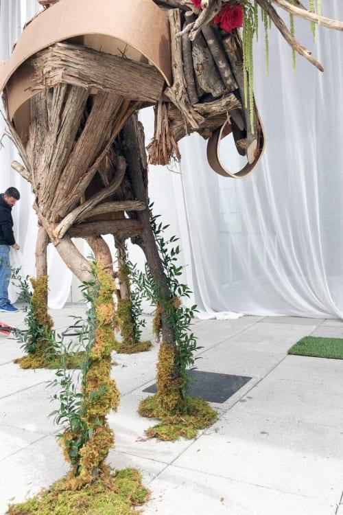 Floral Arrangements by Roam Flora seen at Ottawa Art Gallery, Ottawa - Flower Arrangements