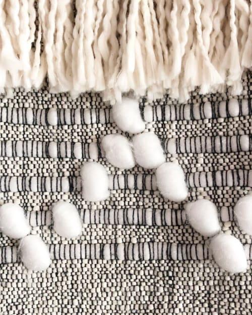 Linens & Bedding by Coastal Boho Studio at Destin, Destin - Kai Throw Blanket