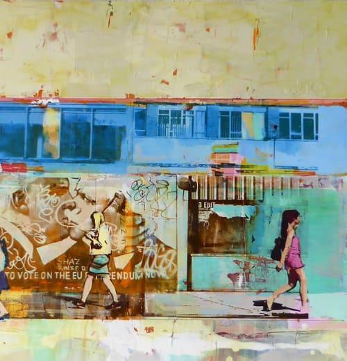 Dan Parry-Jones - Paintings and Art