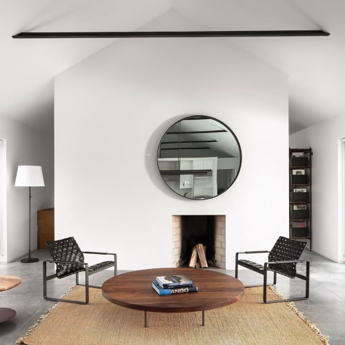 Chairs by Mark Albrecht Studio seen at Private Residence, New York - GT Arm Chairs