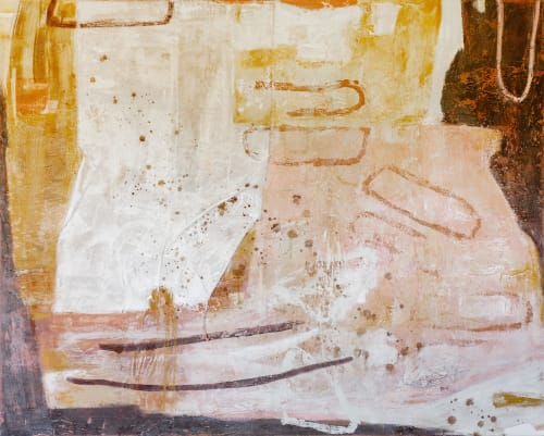 Paintings by Kristen Abbott seen at Private Residence, Denver - Where Shadow and Light Can Coexist (and for that to be ok)