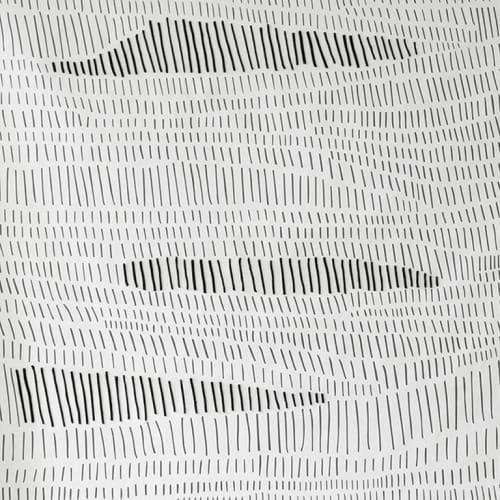 Wallpaper by Jill Malek Wallpaper - Terrains | Dimensional Felt