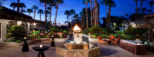 Fireplaces by John T Unger seen at bluEmber, Rancho Mirage - Font O' Fire Sculptural Firebowl
