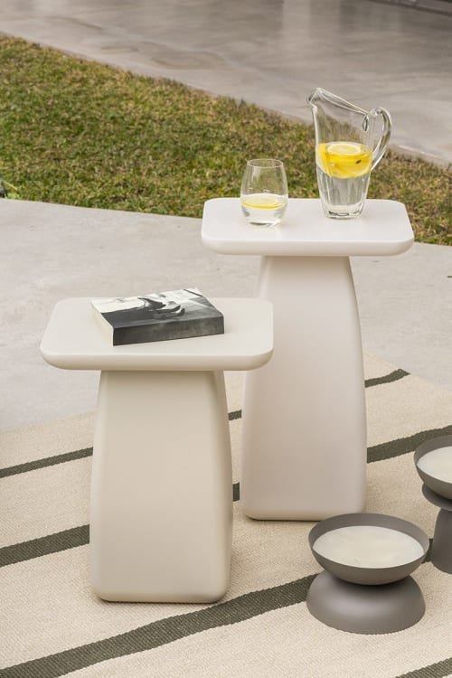 Tables by Matriz Design seen at Buenos Aires, Buenos Aires - SCOTT OUTDOOR