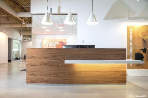 Interior Design by Creoworks seen at Aduro, Inc, Redmond - Aduro App