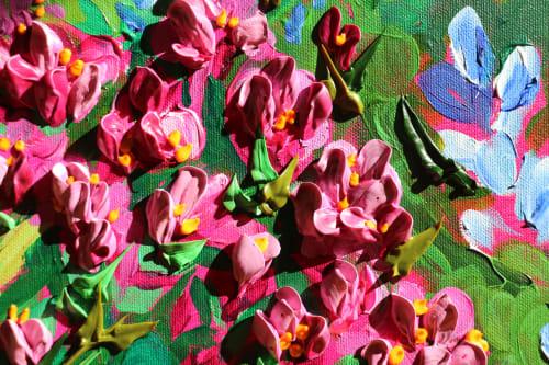 Anisa Asakawa - Paintings and Murals