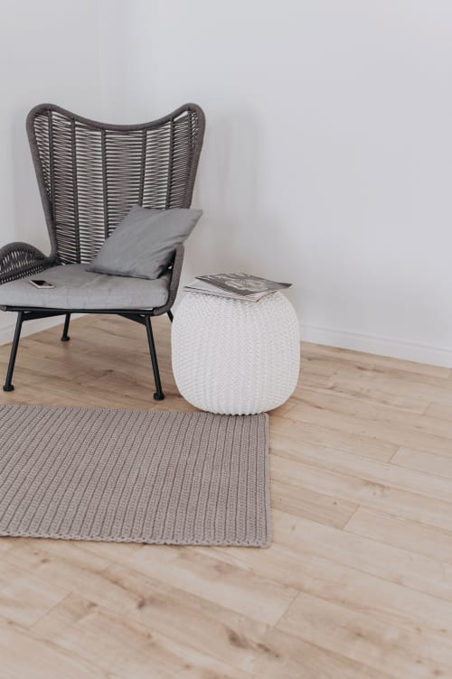 Benches & Ottomans by Chasha Home - Pouf