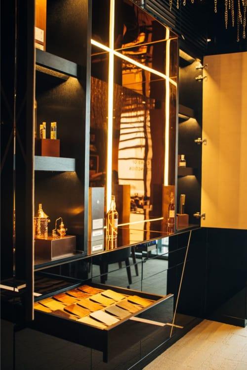 Roger&Sons, Stores, Interior Design