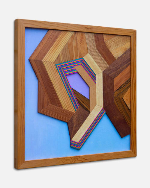 Art & Wall Decor by Alexandra Cicorschi seen at San Francisco, San Francisco - Small gesture (hold)