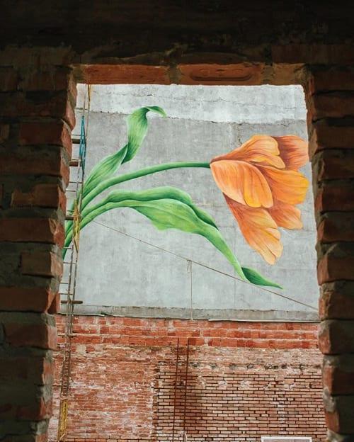 Art Curation by MURA seen at São Paulo, São Paulo - Mura