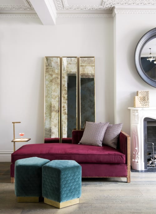 Couches & Sofas by Casa Botelho seen at Private Residence, London - Casa botelho