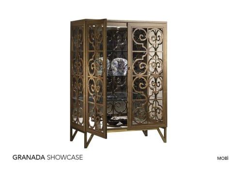 Furniture by Mobi seen at Ovaakça Eğitim, 16370 Osmangazi/Bursa, Turkey - Granada Showcase