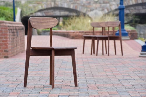 Mark Palmquist Design - Tables and Chairs
