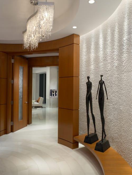 Interior Design by alene workman interior design at Private Residence, Miami Beach - Miami Modern Penthouse